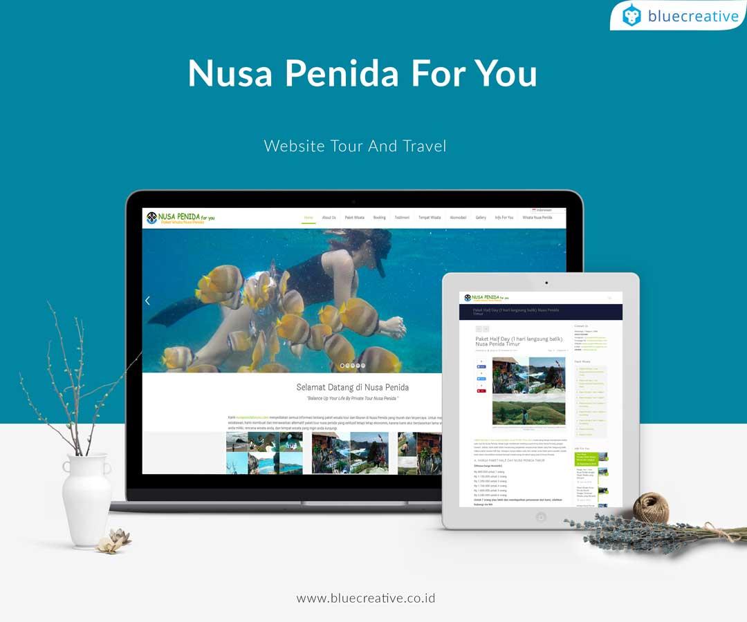 Website-Tour-and-travel-nusa-penida-for-you