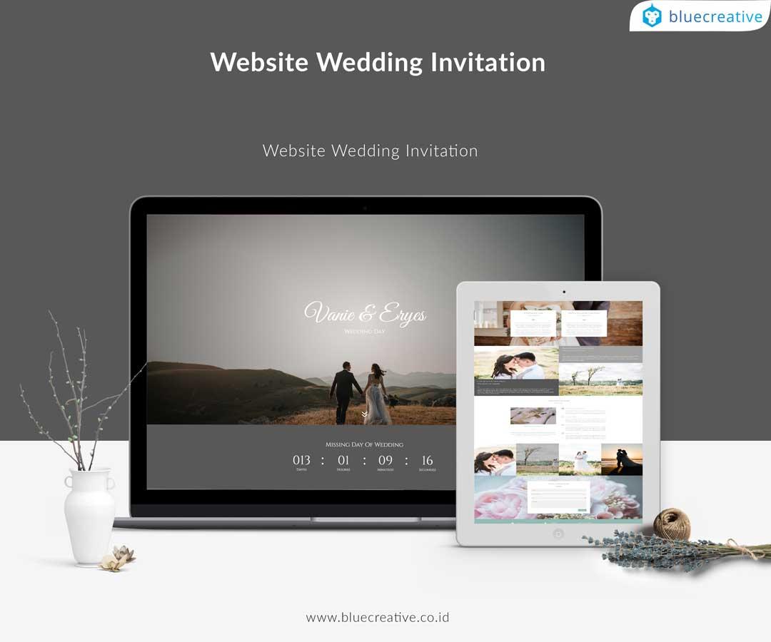 Website-wedding-vanie