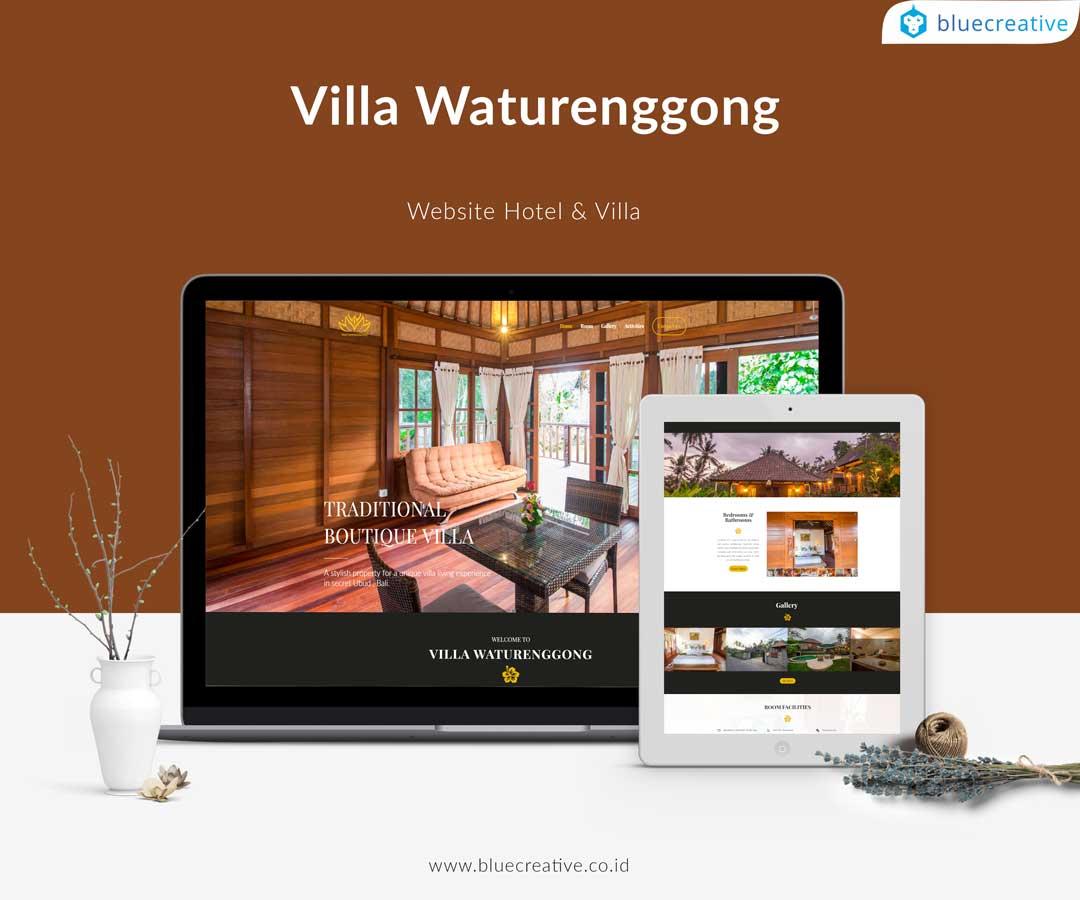 website-hotel-&-villa