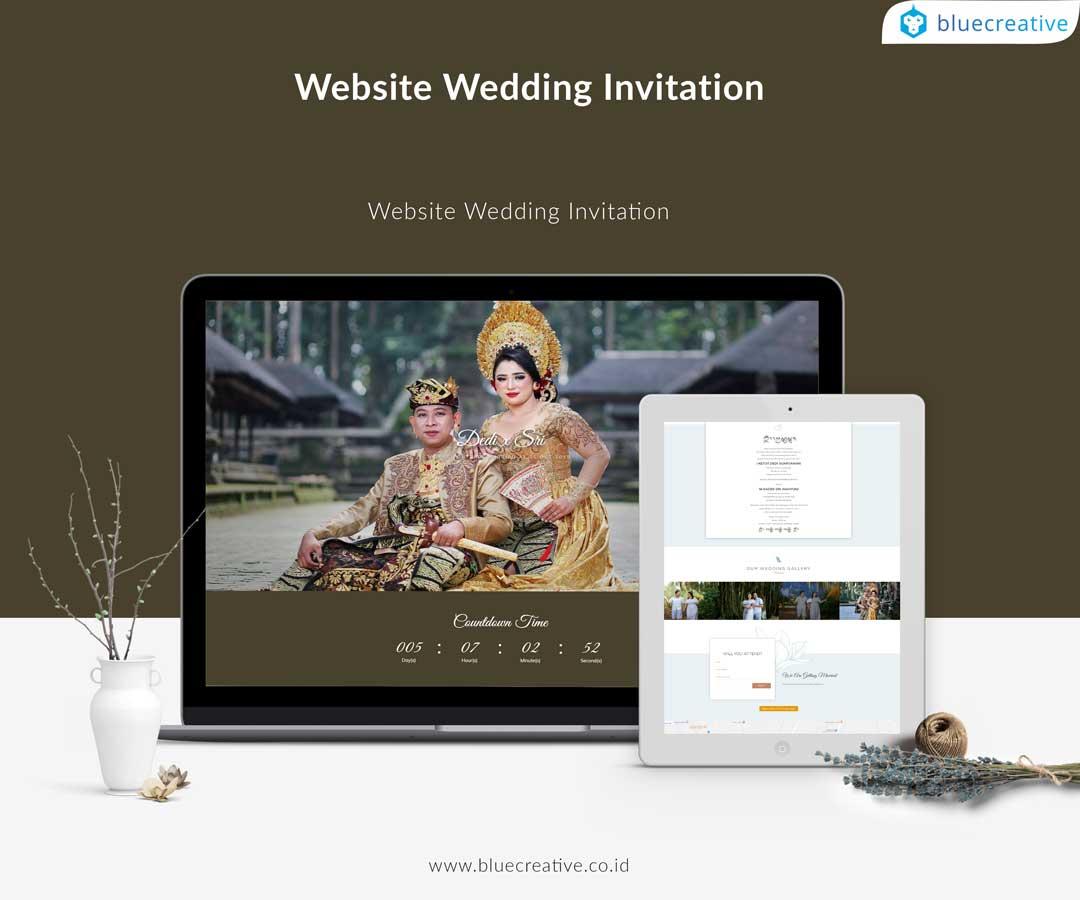 website-wedding
