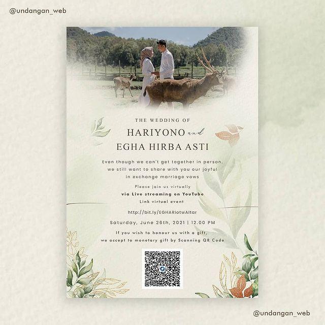 Undangan Digital Pernikahan Image